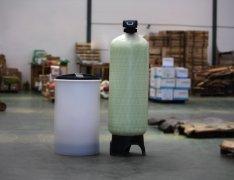 8吨/小时软化水设备