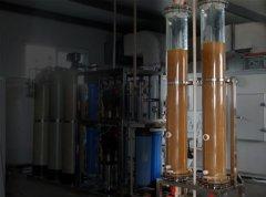 有机玻璃离子交换柱