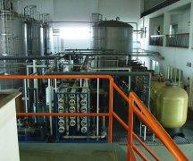 精密机械、汽车行业用水制取设备